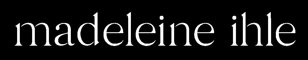 Madeleine Ihle | weddings/elopements/lovestories